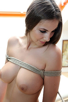 Connie Carter Tied Up