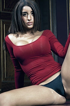 Priya Sexy Red Dress