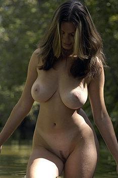 Sexy Teen Outdoor