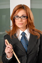 Office Manager Kirsten Price  01