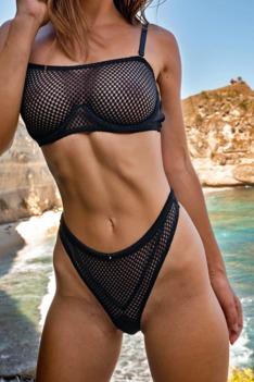 Italian Beauty With Hot Nipples